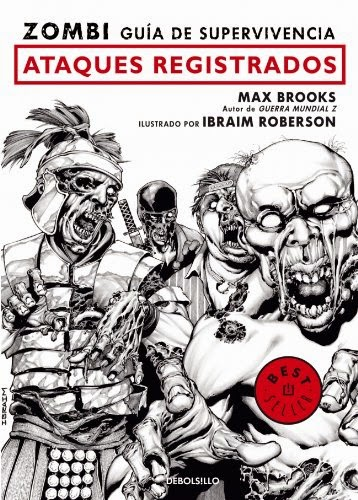 Zombi guía de supervivencia max brooks ataques registrados comic