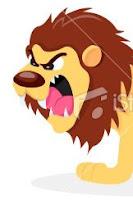 Piada do aleijado com o leão