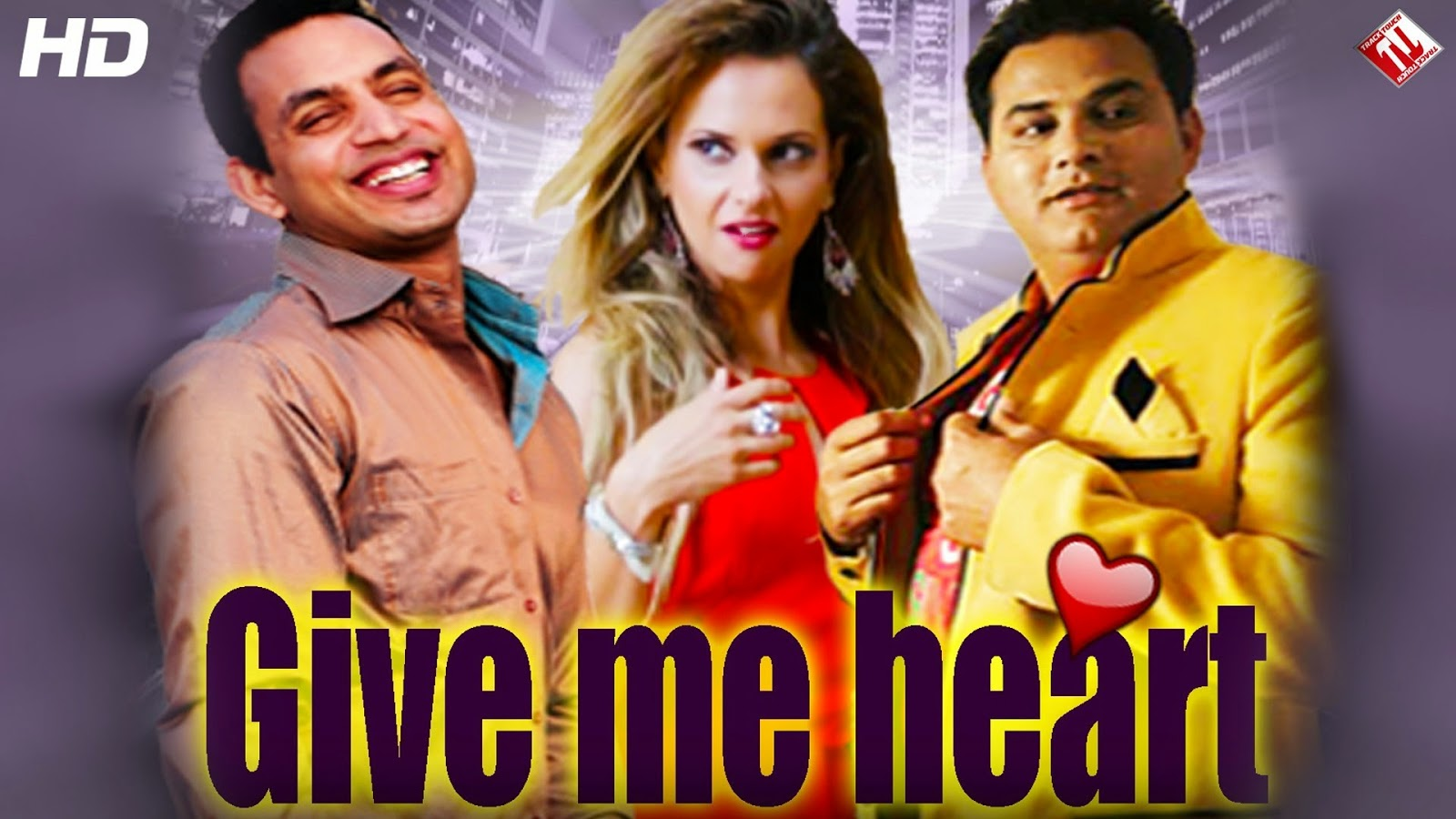 GIVE ME HEART (DIL DE DE) SONG LYRICS & VIDEO | AMRIK JASSAL | NEW PUNJABI SONGS 2014