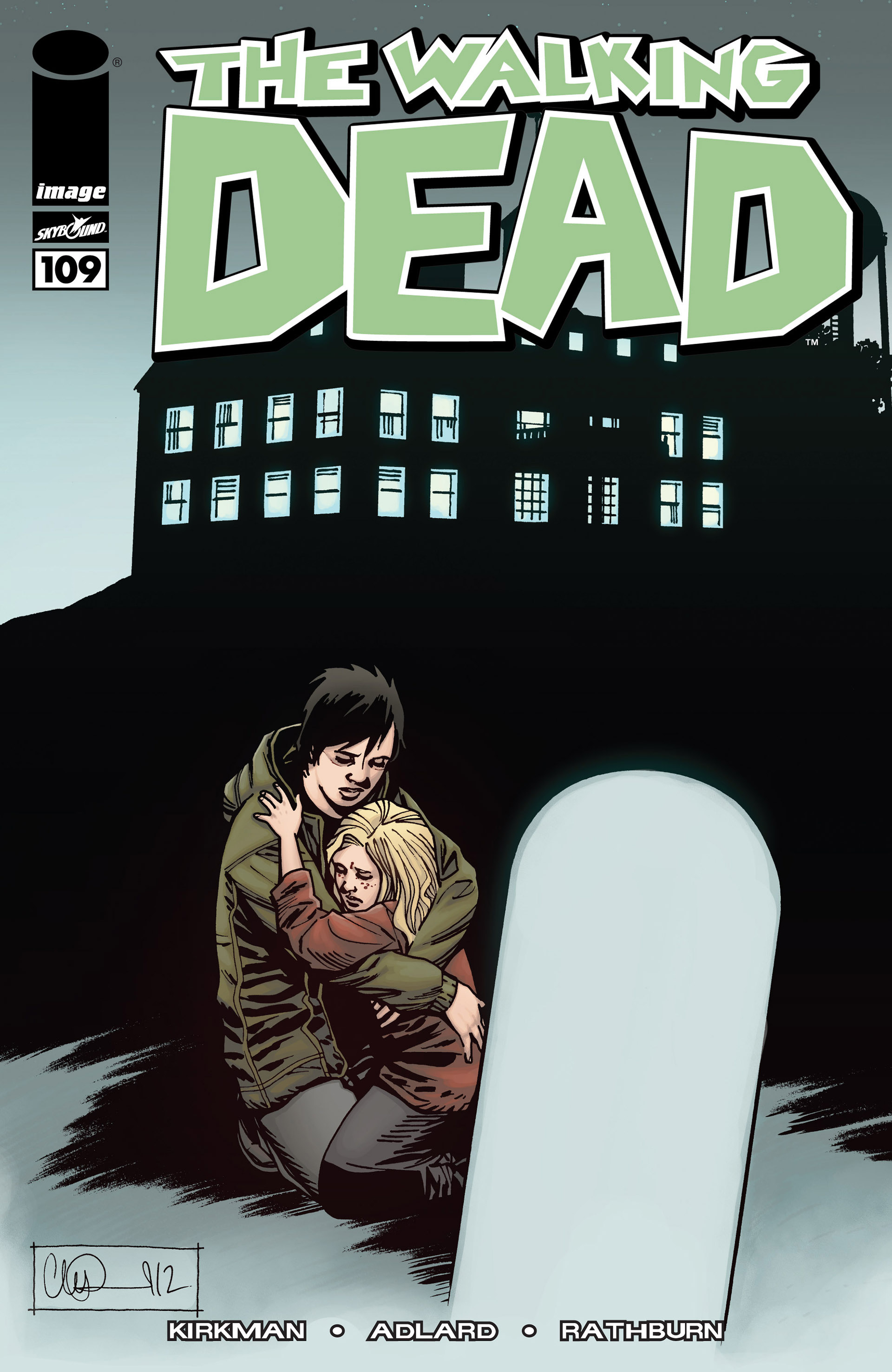 The Walking Dead Issue #109 Page 1