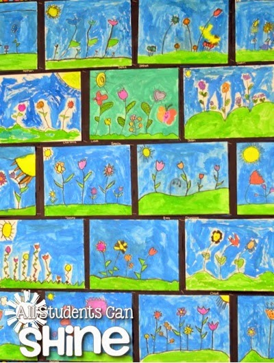 Bright Ideas SPRING Art Projects
