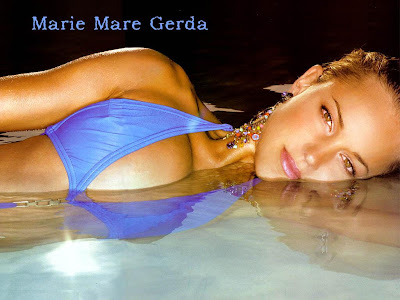 Gerda Marie Mare Sexy Wallpaper