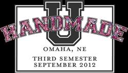 Handmade U - Fall 2012