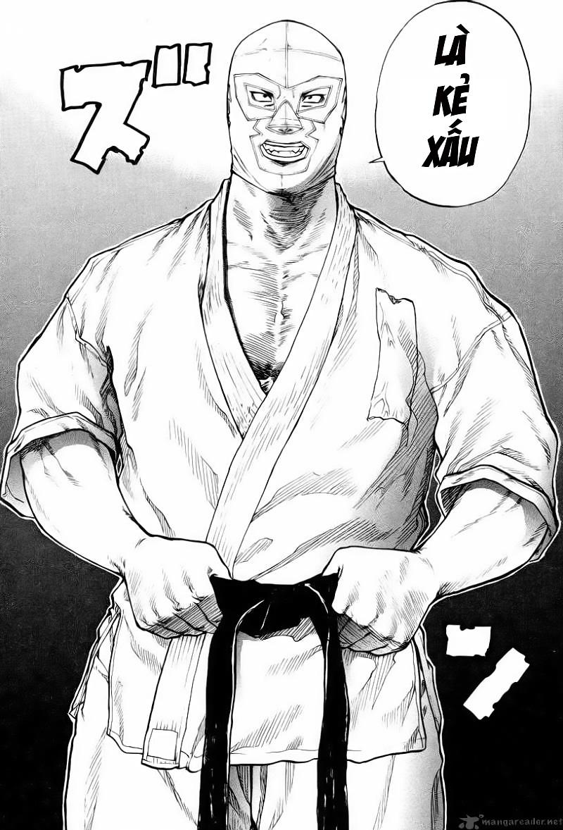 Karate Shoukoushi Kohinata Minoru chap 1 Trang 13