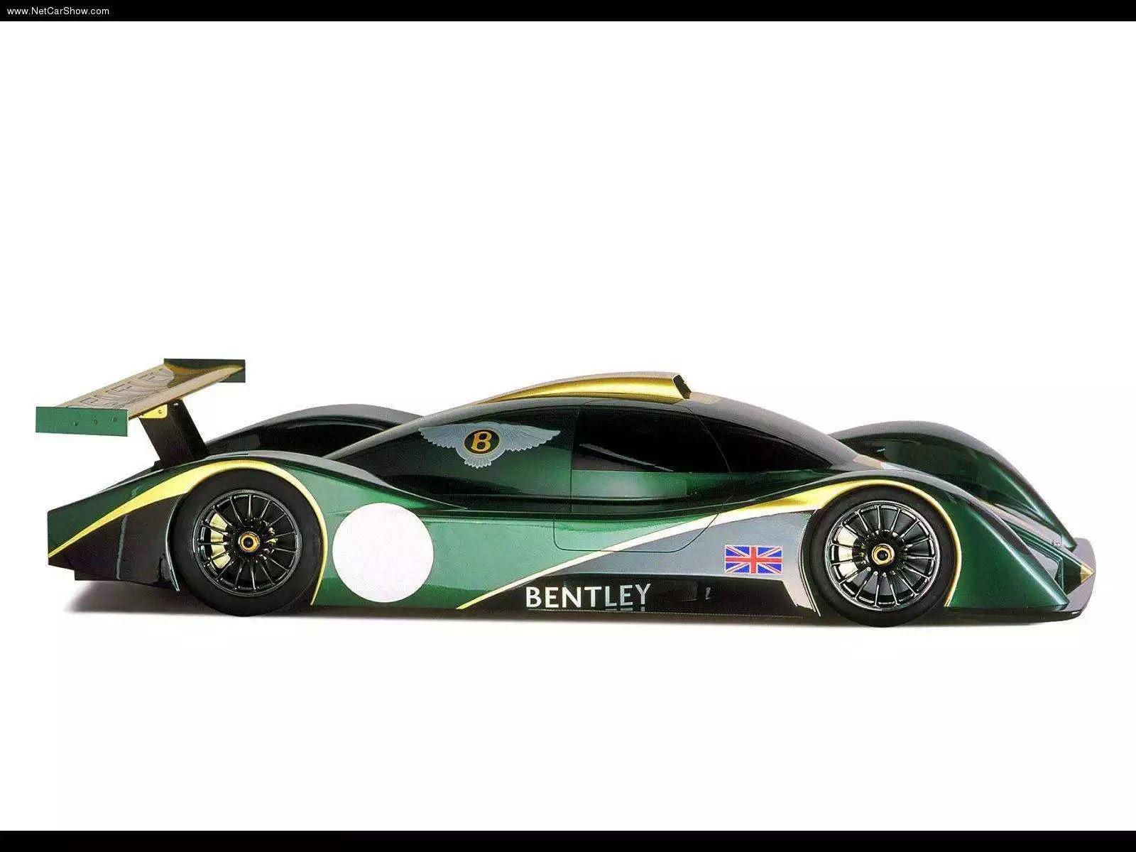 Hình ảnh xe ô tô Bentley EXP Speed 8 2001 & nội ngoại thất