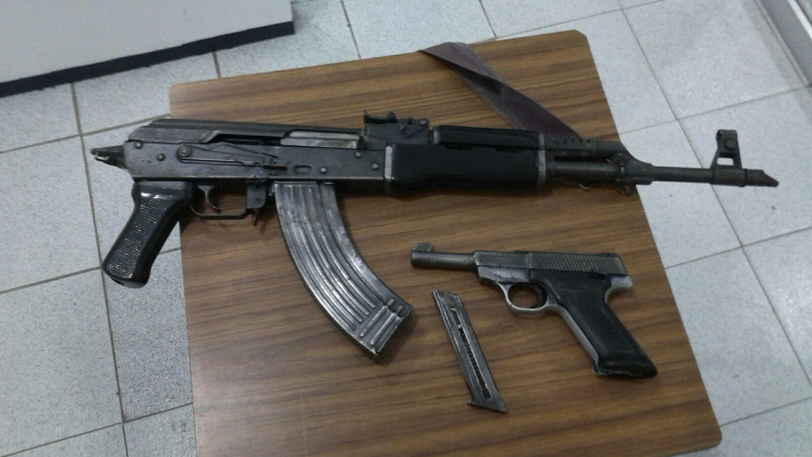 Intervienen a sujeto con armas de fuego noticias tlapacoyan for Muebles para guardar armas de fuego
