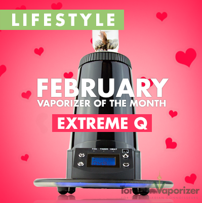 February Vaporizer of the Month