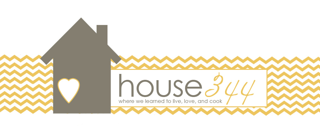 House 344: Where We Learned to Live, Love, and Cook