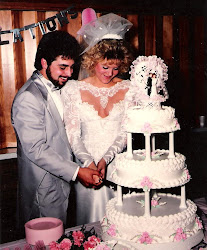 Our Wedding Day 11-21-87