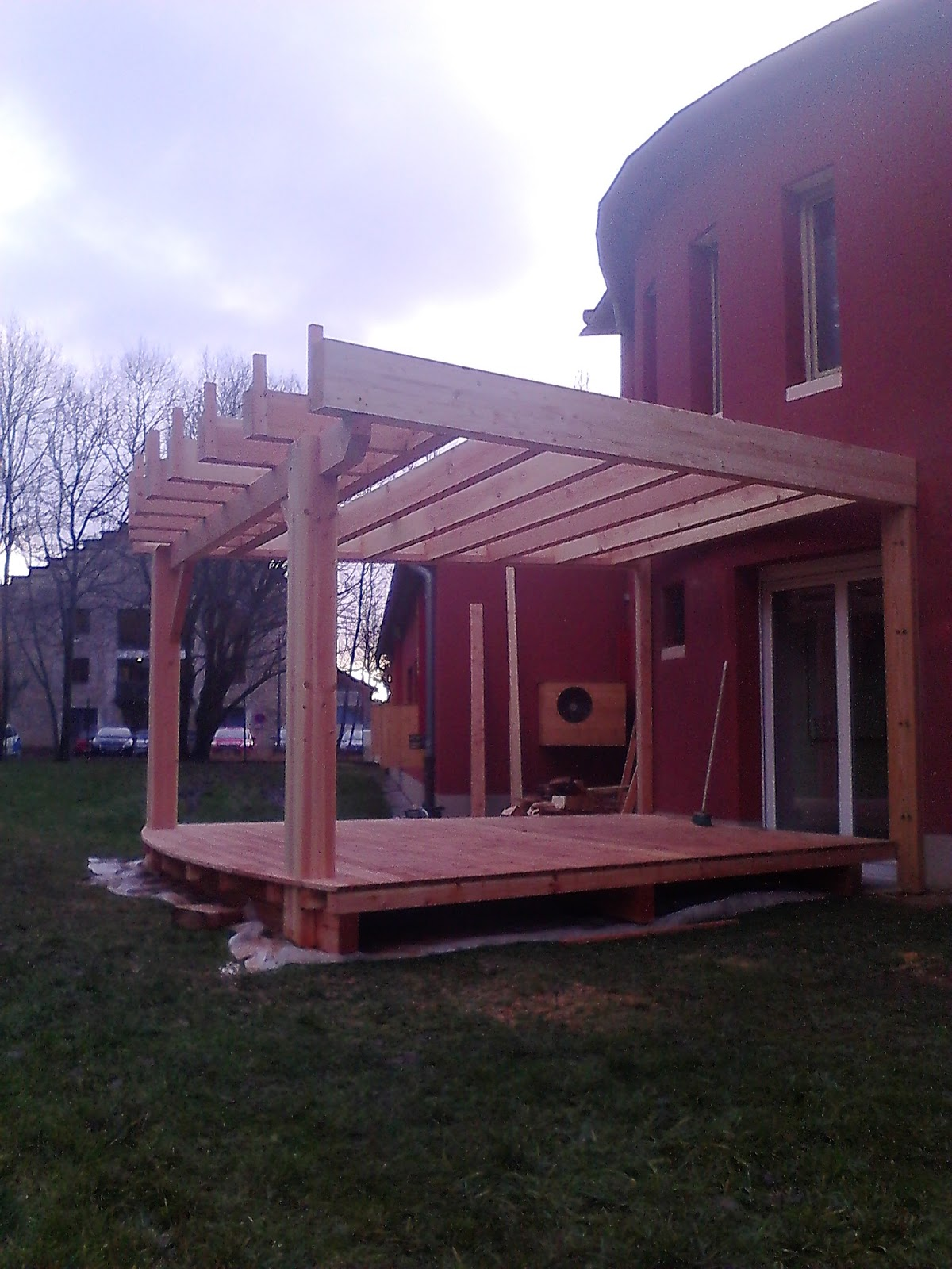 Retacchi baticoop janvier 2016 for La toiture terrasse
