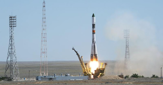 Roscosmos successfully launched the Progress M-28M spacecraft to the International Space Station on July 3, 2015. Photo Credit: energia.ru