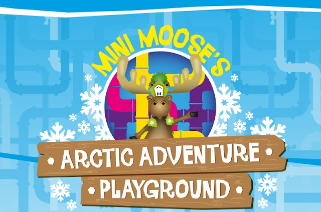 Chill Factore Summer 2015, Mini Moose Land Arctic Adventure Playground, Summer family day out