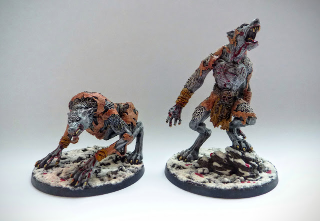 Forge World Skin Wolves