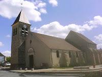 フレピヨンの教会