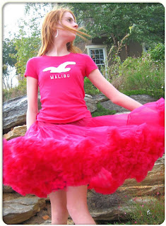 tutu Pettiskirt for Teenagers
