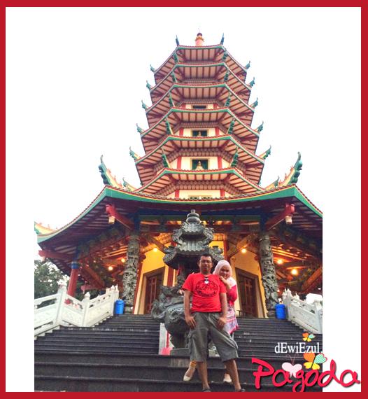 dewi zulfiyan, objek wisata di semarang jawatengah, jalan jalan ke Pagoda semarang, jalan jalan ke jawa tengah, review pagoda semarang, nama pagoda semarang apa?,ada apa di pagoda semarang, pagoda avalokitesvara semarang dimana?