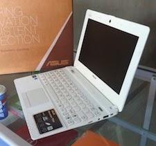 jual laptop second asus x101h