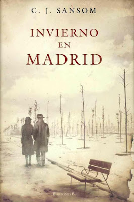 Invierno en Madrid - C. J. Sansom (2007)