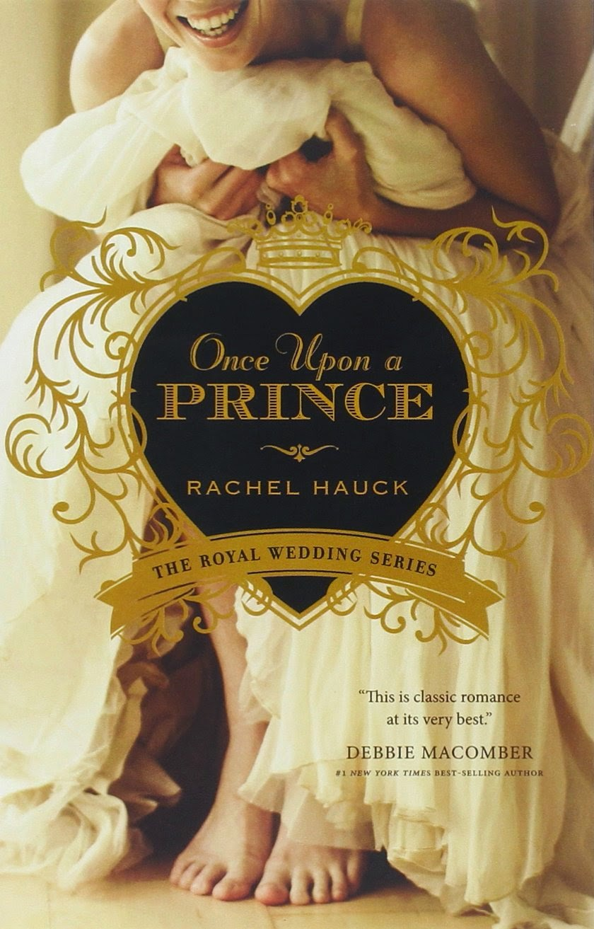 Purchase Once Upon a Prince on Amazon