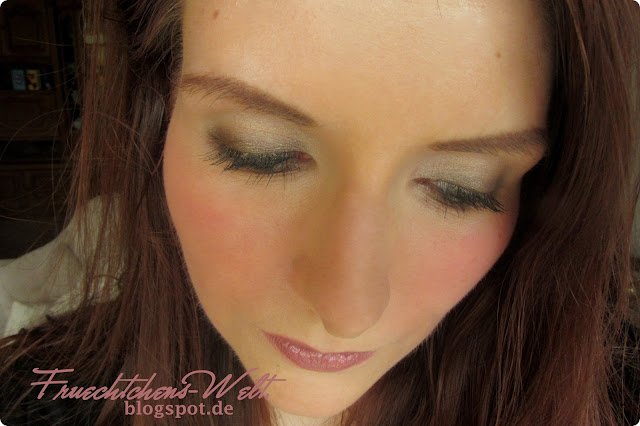 sommerlicher Make Up Look mit MAC
