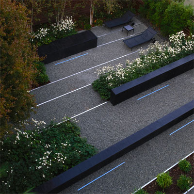 Ecomanta andrea cochran modern lanscape architect of for Modern landscape architecture