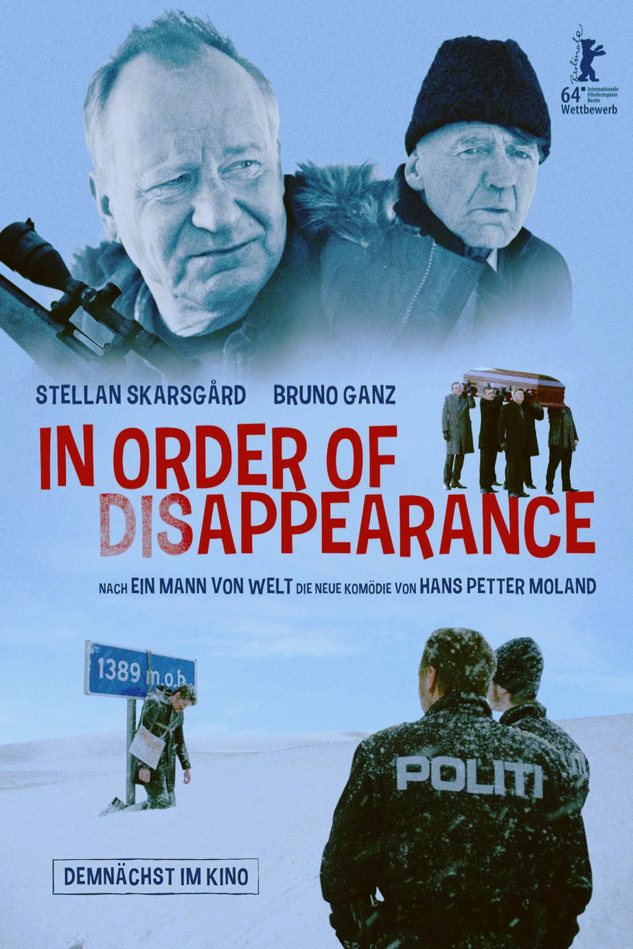 Sinopsis Film Film In Order of Disappearance (Kraftidioten) 2014