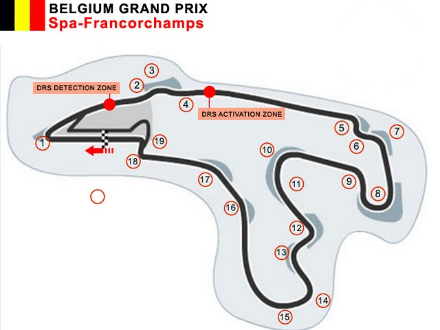 11ª Carrera Temporada 2014 Gp Spa  F1%2B2011-Belgium-GP-SPA-DRS-Zone