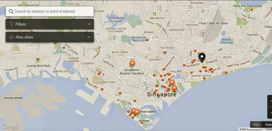 Geylang Serai New Market Singapore Map,Map of Geylang Serai New Market Singapore,Tourist Attractions in Singapore,Things to do in Singapore,Geylang Serai New Market Singapore accommodation destinations attractions hotels map reviews photos pictures