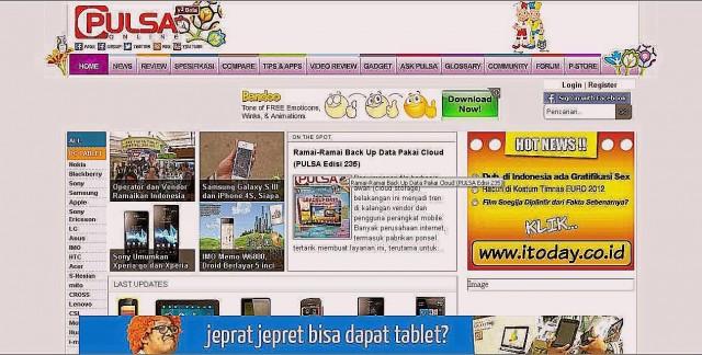 Tabloid Pulsa Online Edisi September 2013