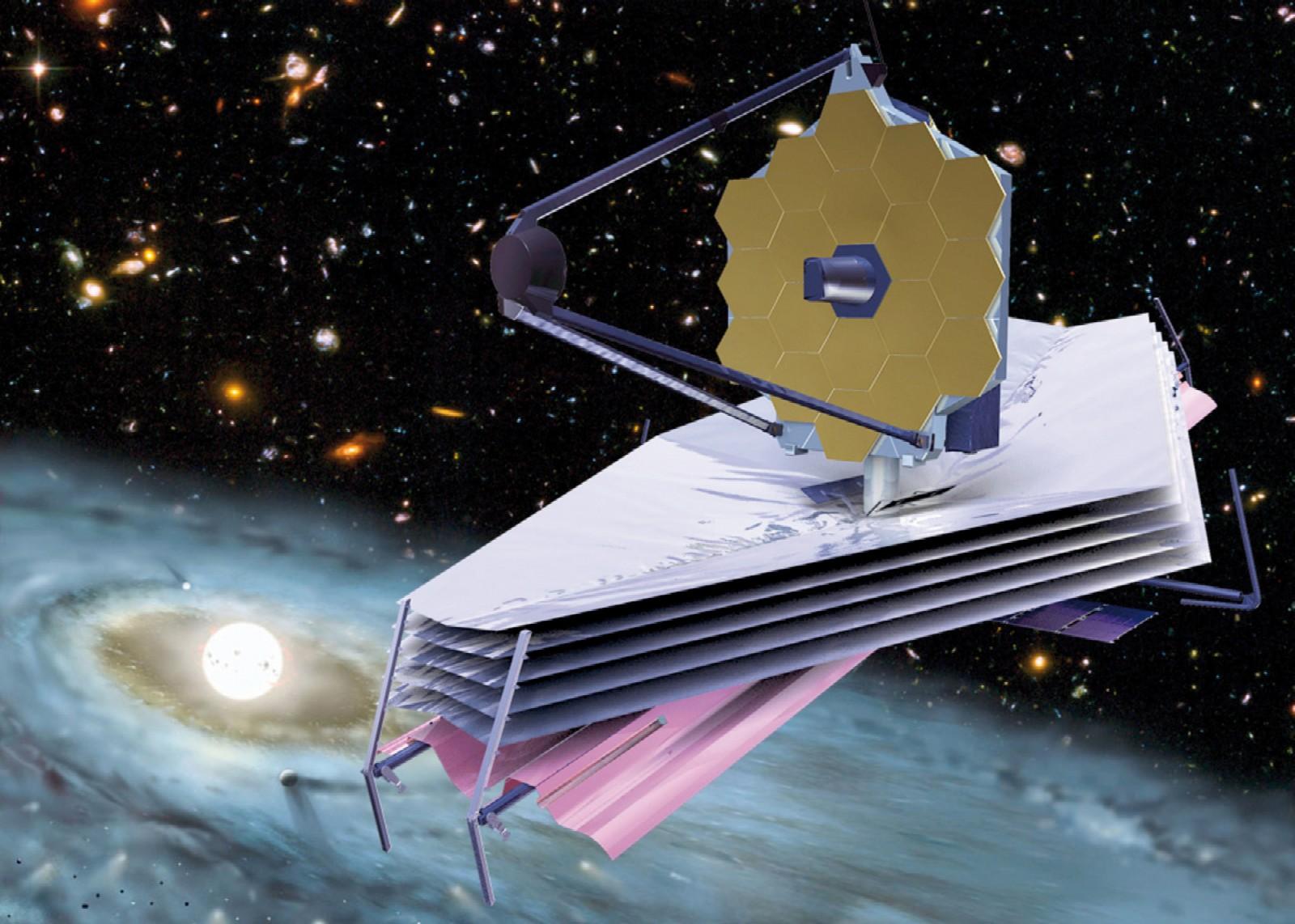 PEGASUS: JWST - James Webb Space Telescope