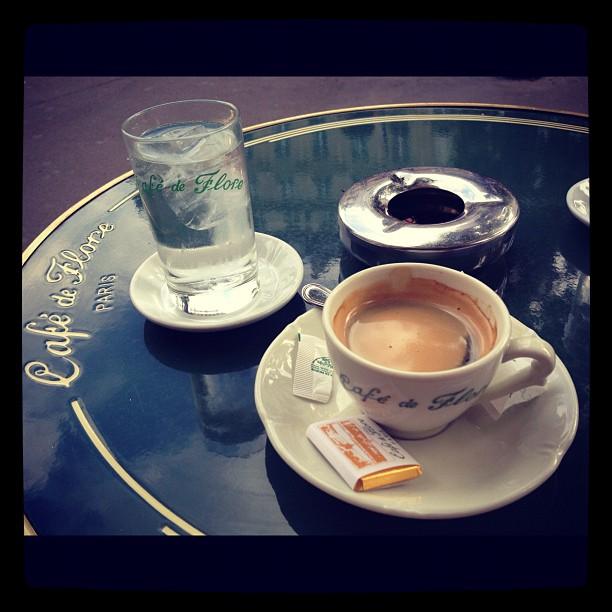 Cafe De Flore It S You Song
