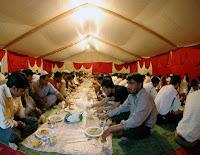 Ramazanda İftar Sofrası
