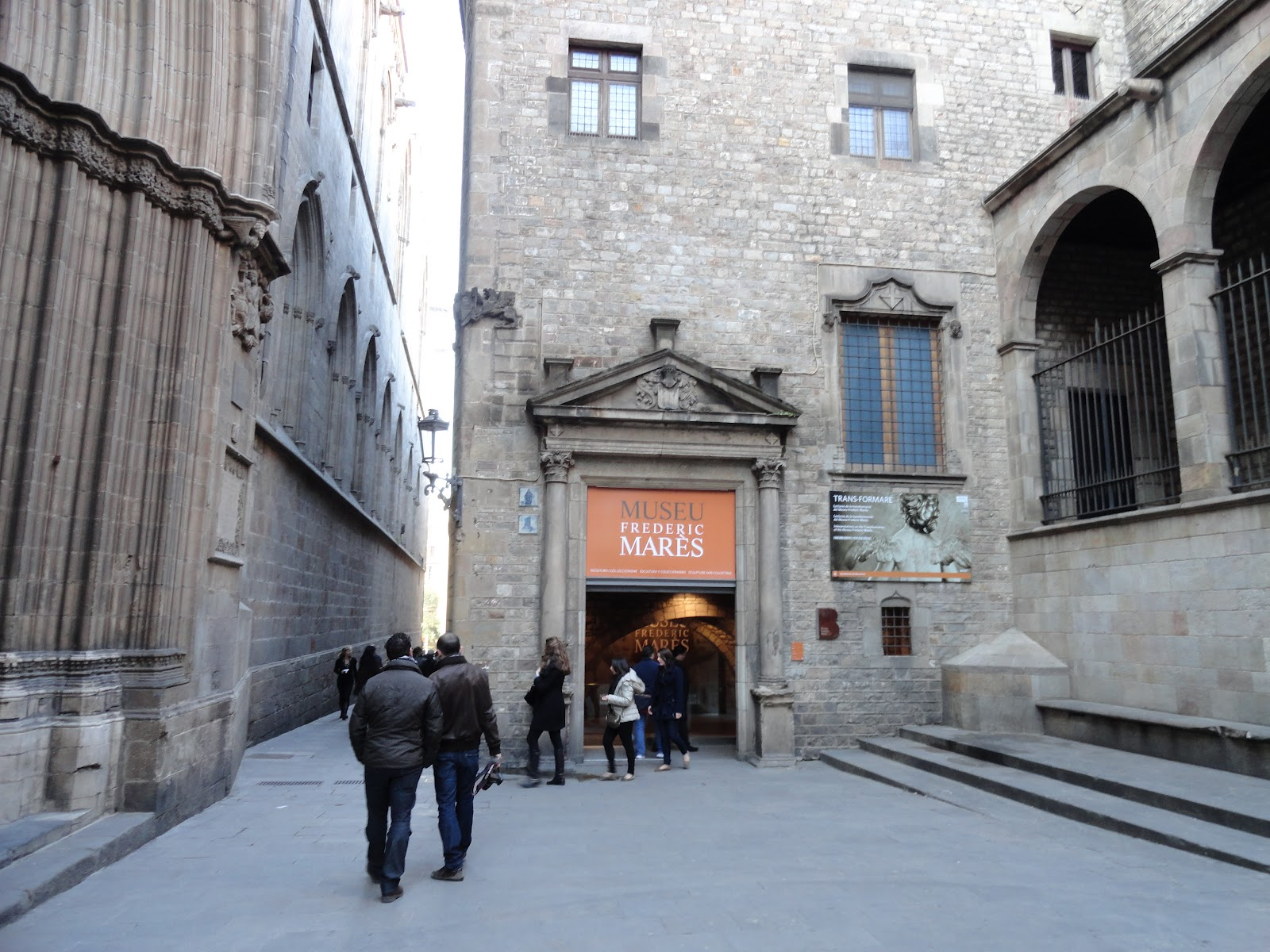 Barcelona, Spain!: Around the area of the Catedral de Barcelona