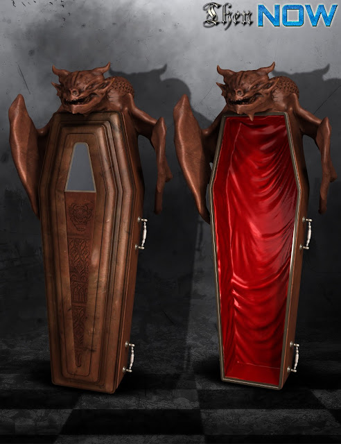 i13 Then and Now Coffins