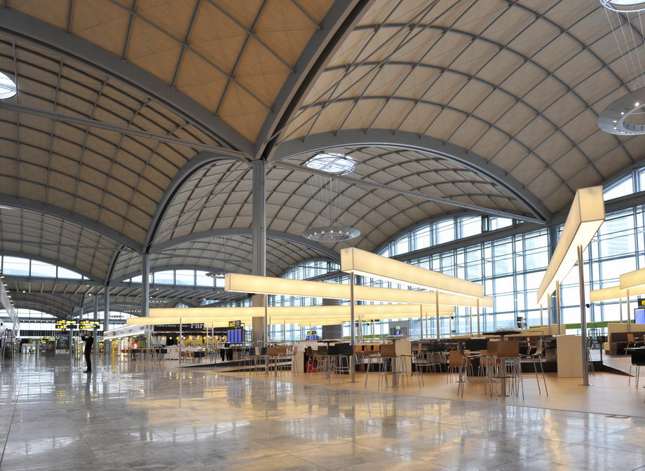 Aeroporto Alicante : Alicante airport my guide