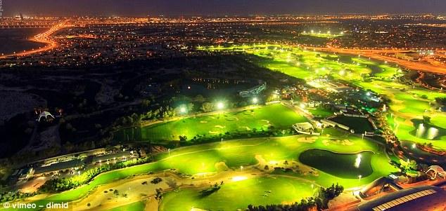 Wisata Ke Dubai, Indahnya Atraksi Kota Dubai (FOTO)