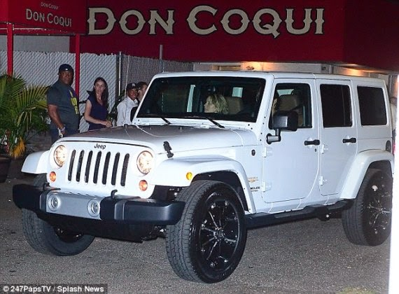 Famous Rapper French Montana Reportedly Gave His Lady Love Khloe Kardashian A Brand New Cherokee Jeep Worth 50000 As Birthday Present She Turned 30