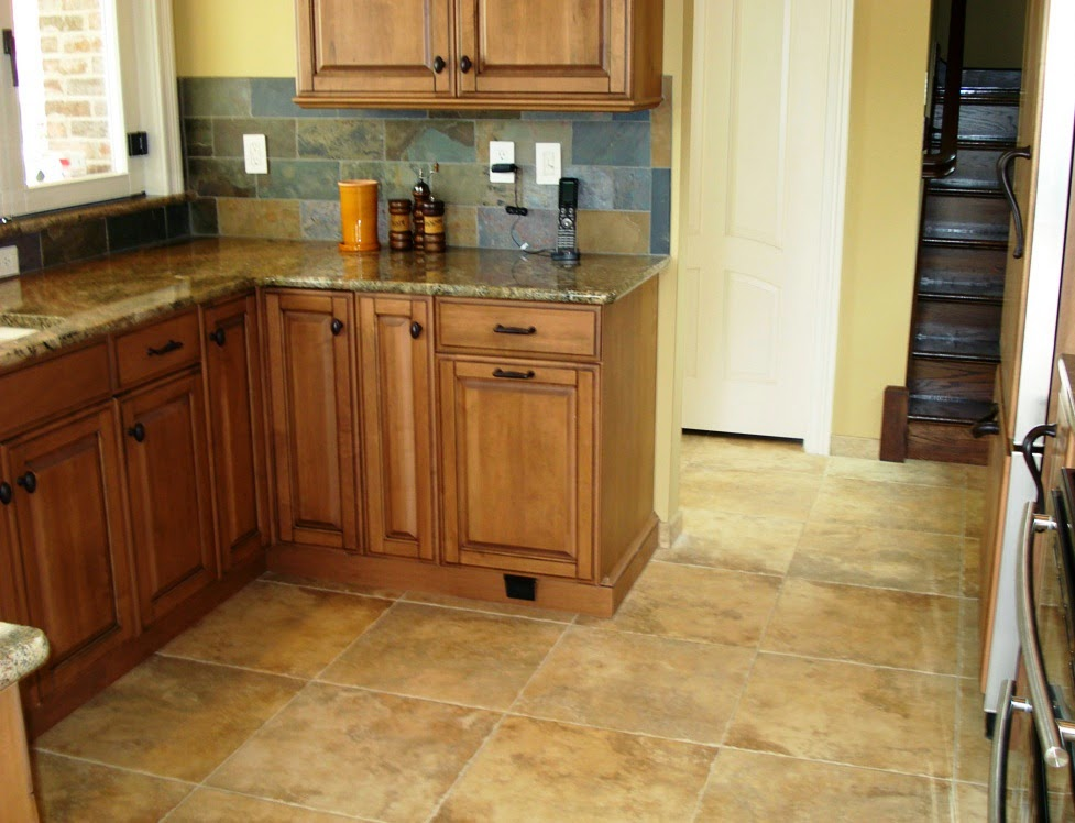 Sandstone Kitchen Flooring