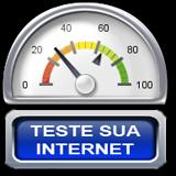 Teste velocidade da Internet