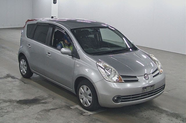2007 nissan note for kenya to mombasa japanese vehicles to. Black Bedroom Furniture Sets. Home Design Ideas
