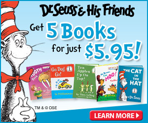 Join the Dr Seuss Book Club