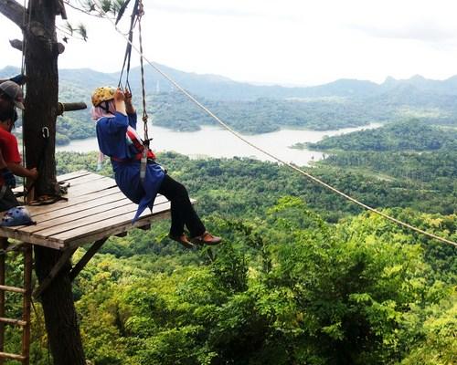 Indahnya Desa Wisata Kalibiru Di Perbukitan Menoreh Kulon Progo