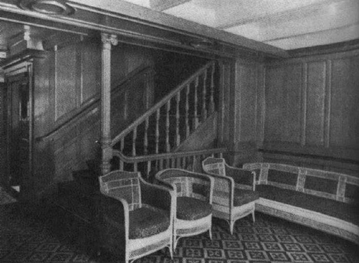 Tour Inside Titanic 1912 International Pictures