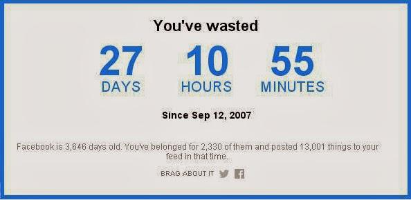 Facebook Time - pierdere sau castig?