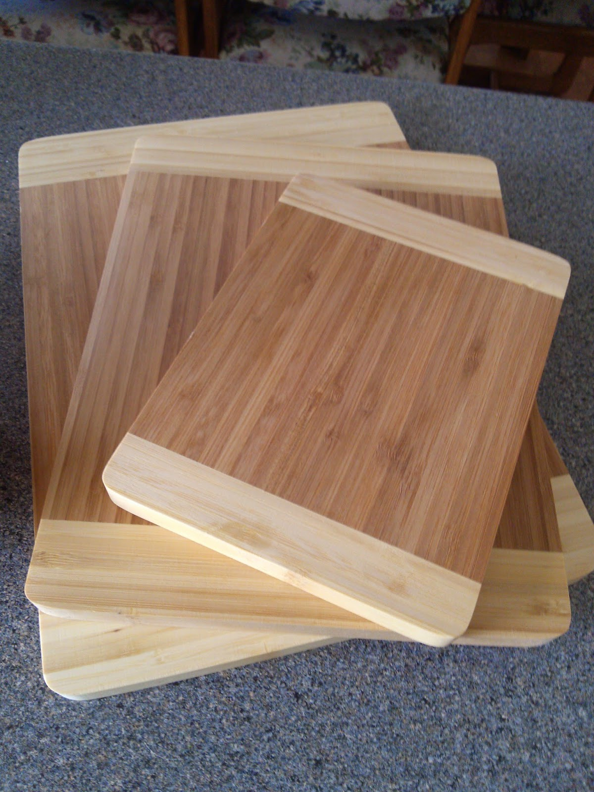 Bamboo Styles 3-Piece Cutting Board Set Review