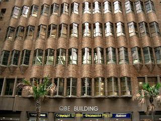 QBE facade detail