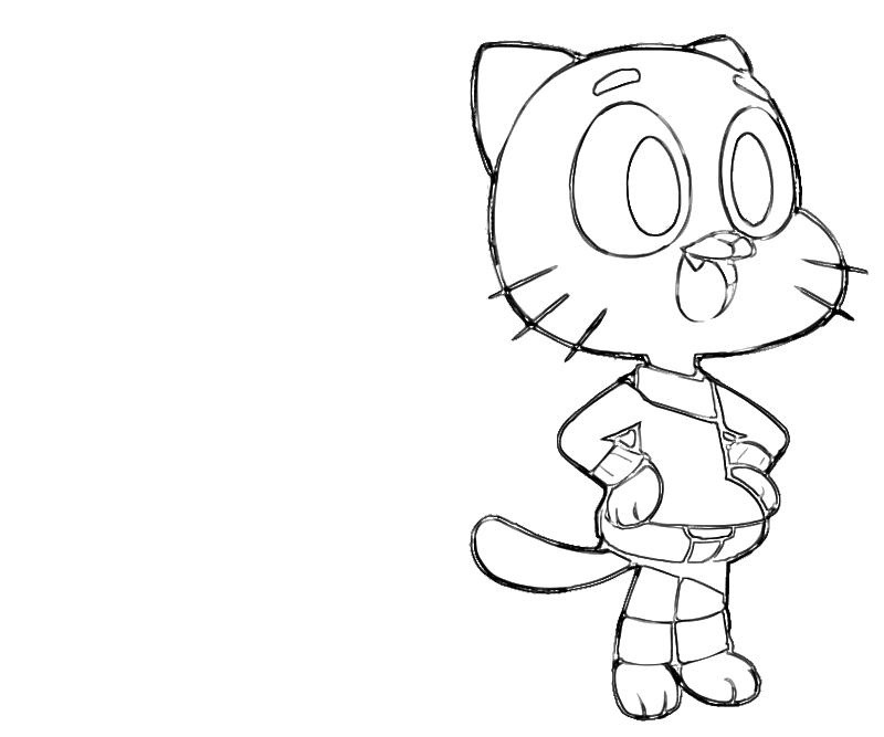 printable-gumball-watterson-move_coloring-pages