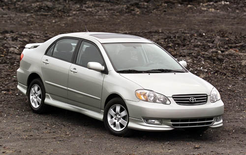 Workshop Repair Manual for 1999 Toyota Corolla   Service and