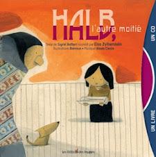 HALB, L'autre moitié, le livre-CD