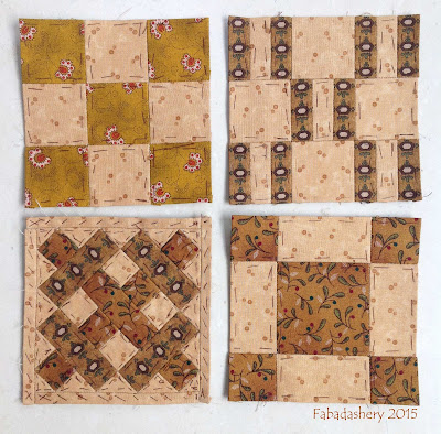 Dear Jane Quilt - Draw 8, A6, D9, M10, M12